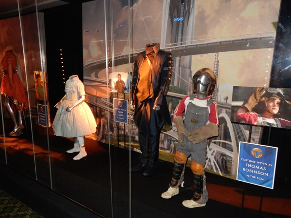 Original Tomorrowland movie costumes