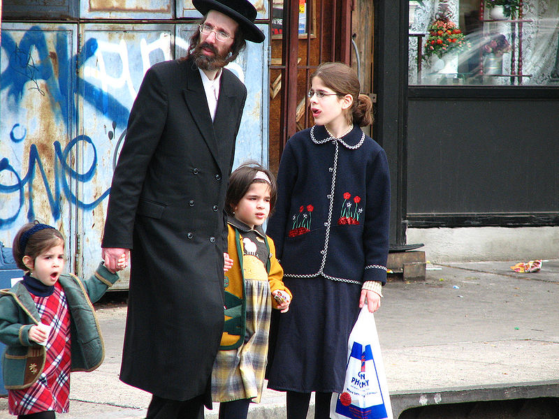 Dating a jewish girl in new york