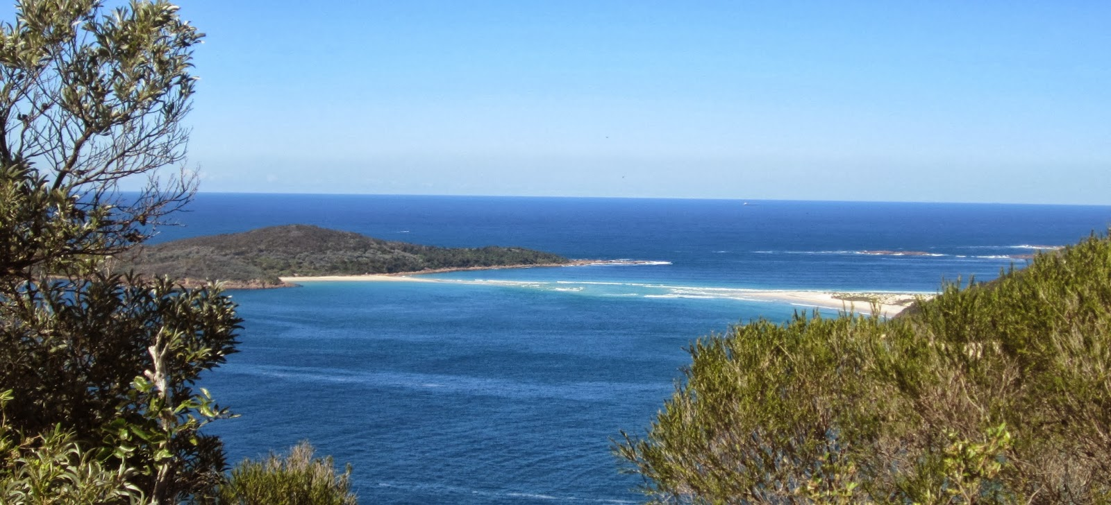 History Services Blog: Point Stephens - Outer Light