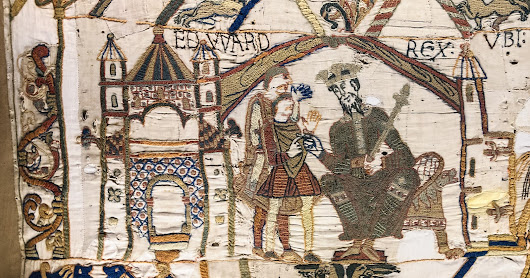 The Tapestry That Told a Story in Bayeux