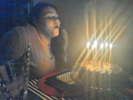 Blush Amp Gray Happy Birthday V V