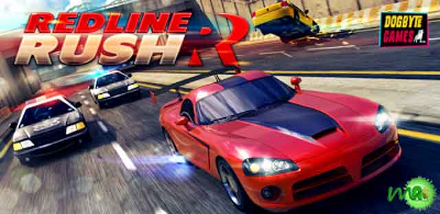 Redline Rush 1.3.3 Mod Unlimited Money APK