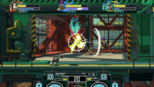 Lethal League Blaze PC Full Español
