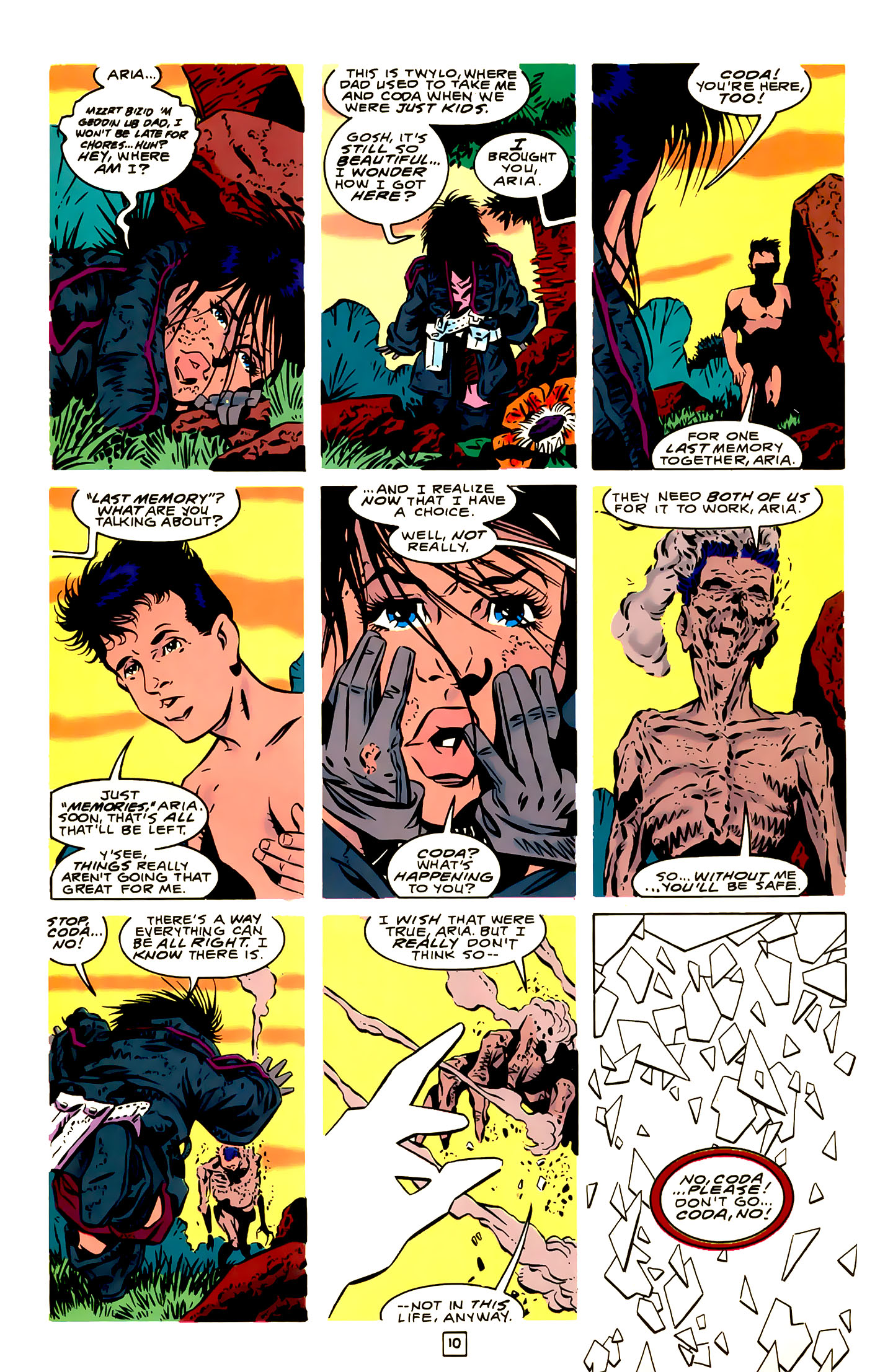 Legion of Super-Heroes (1989) 22 Page 10