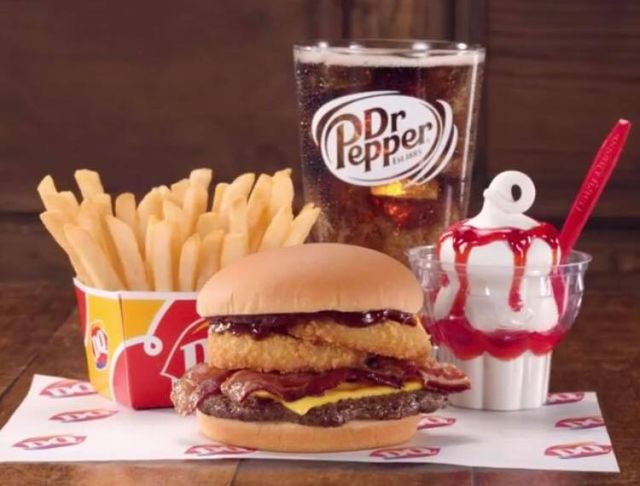Dairy Queen Adds New Western Bbq Bacon Cheeseburger 5 Buck Lunch