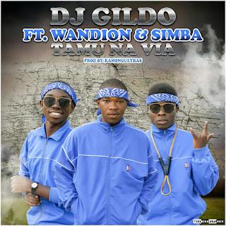 Imagem Dj Gildo ft WanDion & Simba - Tamo Na Via
