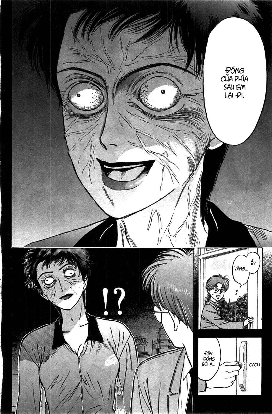 Psychometrer Eiji chapter 37 trang 21