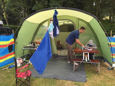 Vango Avington/Anteus Tent
