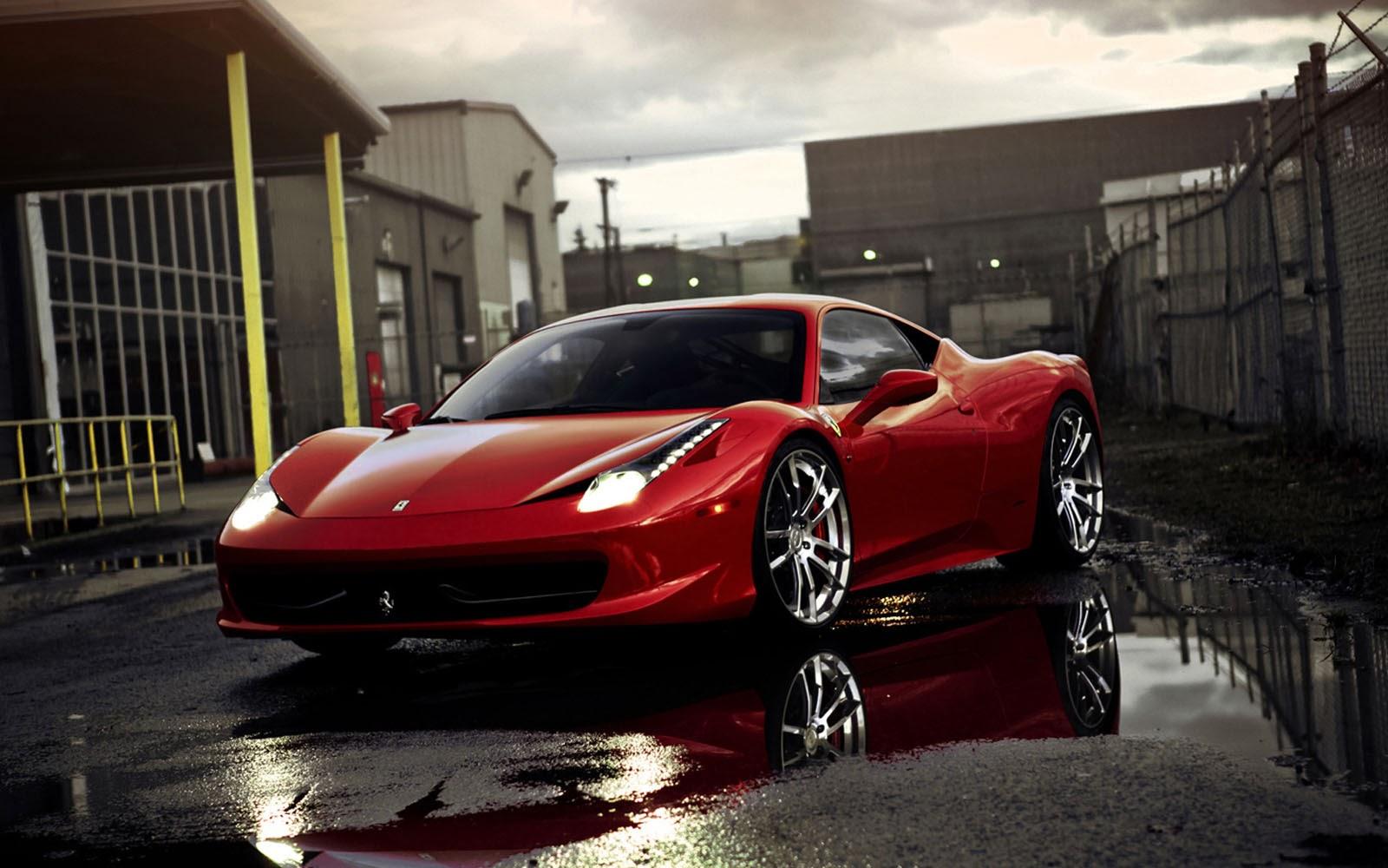 wallpapers: Ferrari 458 Italia Car Wallpapers