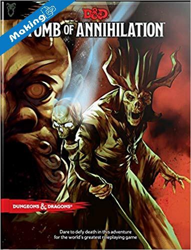 Tomb of Annihilation PDF Download