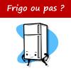 pictogramme de la rubrique Frigo ou pas