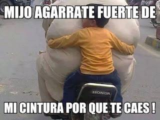 Memes de gordos y gordas causan gordura obesidad mujer cintura