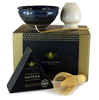 The Tea Makers of London Traditional Ceremonial Japanese Matcha Gift set
