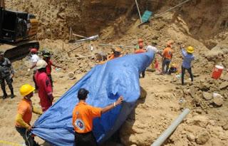 Lo que se sabe hasta ahora del derrumbe en Santiago