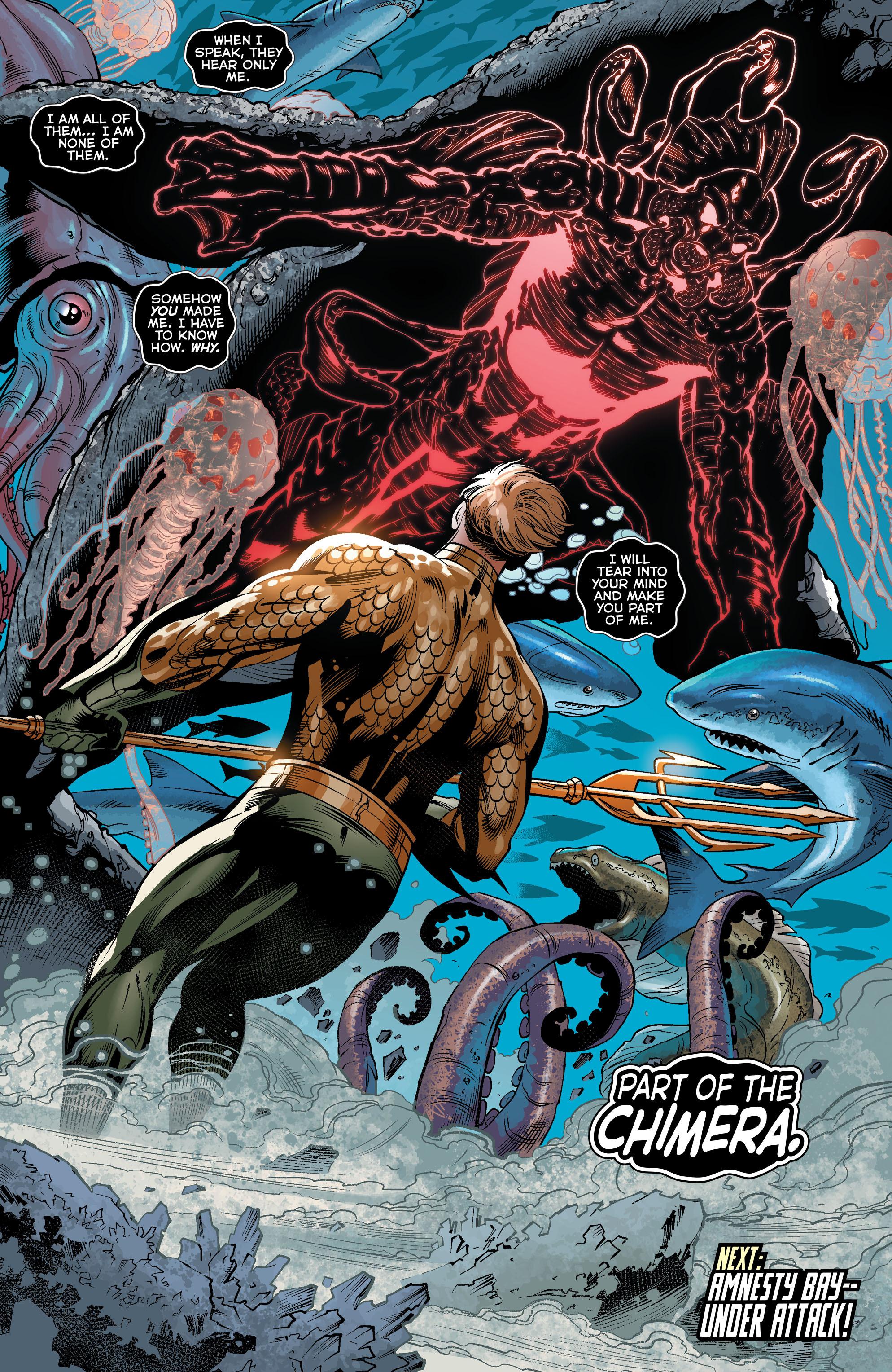 Read online Aquaman (2011) comic -  Issue #32 - 21