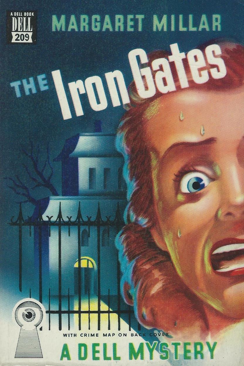 Bitter Tea and Mystery: The Iron Gates: Margaret Millar