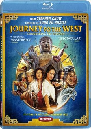 Journey to the West Conquering the Demons 2013 BRRip 900Mb Dual Audio 720p