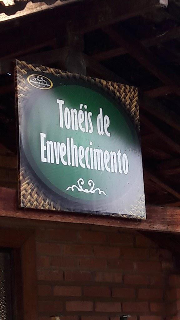 Vila da Cachaça em Passa Quatro