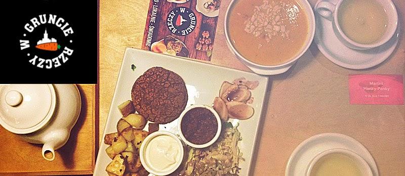 W gruncie rzeczy - Warszawa - Wegańska Restauracja