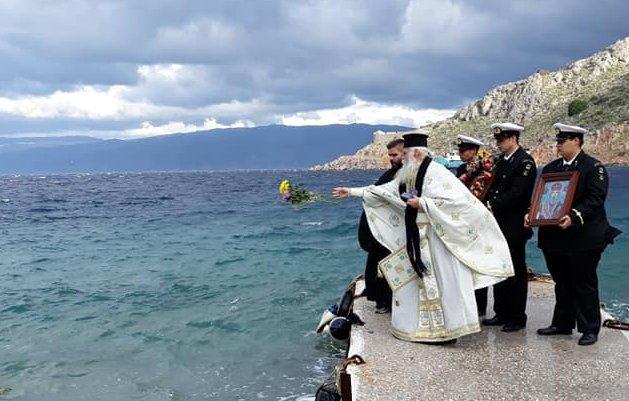 Τον Προστάτη των ναυτικών γιόρτασαν στο Μανδράκι της Ύδρας