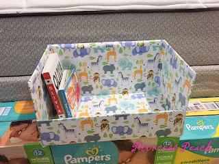開放式寶寶書櫃-DIY