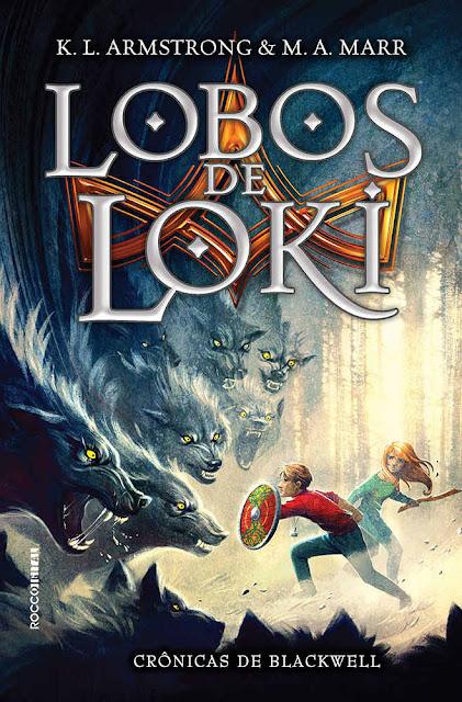 Lobos de Loki - Melissa Marr, K. L. Armstrong