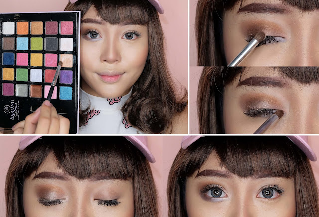 Kelebihan Make up Eyeshadow Sari Ayu