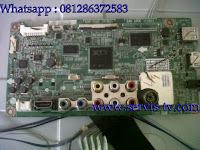 Service LED LG 42LN5400