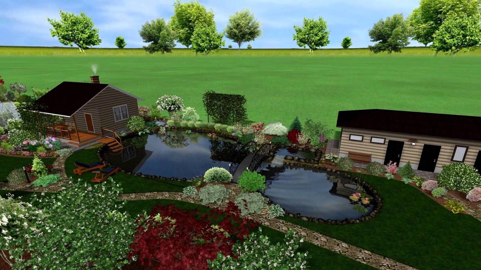 Amazing Backyard Landscaping Design Decor Units
