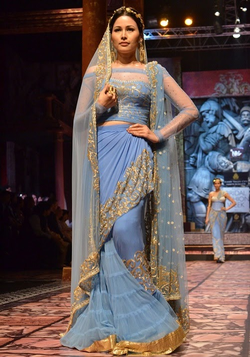Latest Vally Bridal Show 2013 L Wedding Dresses Collection