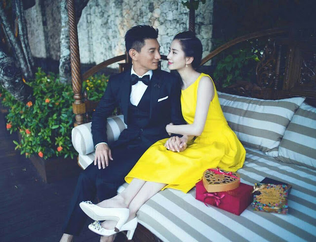 Nicky Wu Cecilia Liu confirm pregnancy