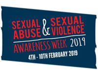 Sexual Abuse & Violence Awareness Week 2019