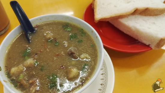 Sup Hameed Cicah Roti Memang Sempoi