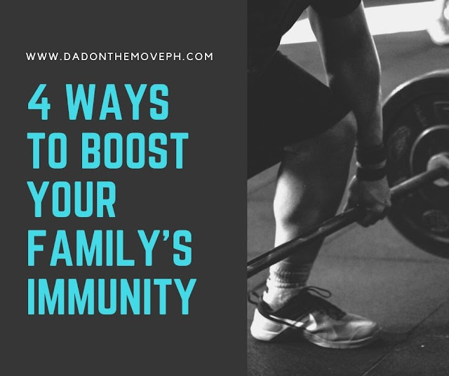 Effective ways to boost your family's immunity