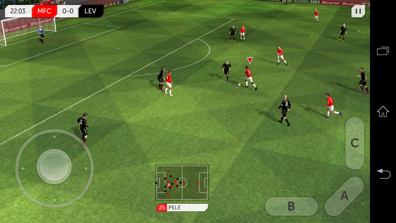 dream league soccer game download