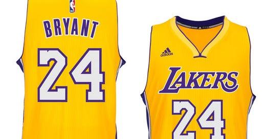 Big and Tall Jerseys: Kobe Bryant Jersey 2X 3X 4X Lakers Big and ...