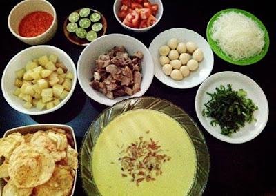 resep cara membuat soto betawi