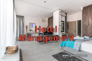 Hotel Management Courses After 12th