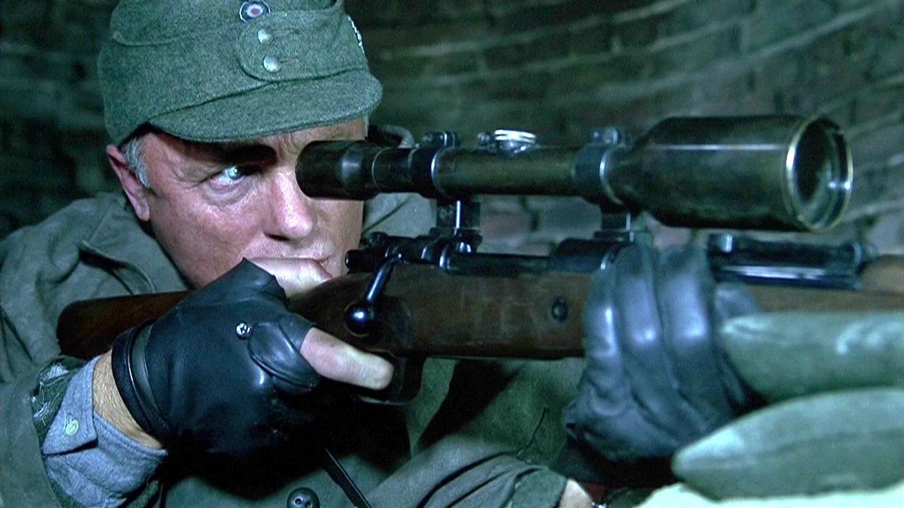El rinc n desastre duelo de francotiradores en enemigo a for Enemigo a las puertas
