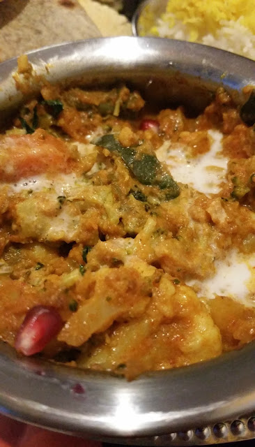 vegan friendly indian curry