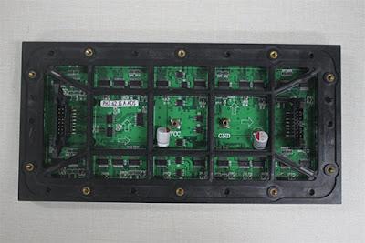 Thiết kế thi công màn hình led p5 module led tại Hòa Bình
