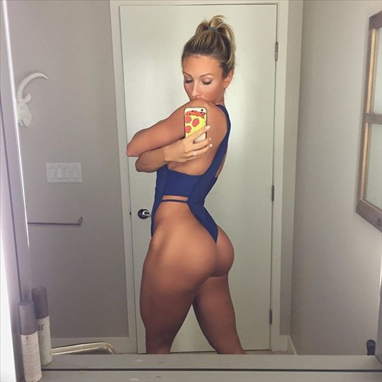 Paige Hathaway Fitness model 3