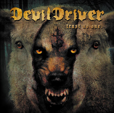 devildriver - trust no one - cover album - 2016