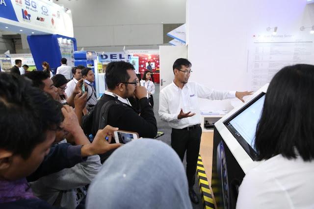 exxon mobil exhibition