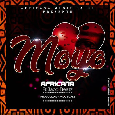 Download Audio | Africana ft Jaco Beats - Moyo