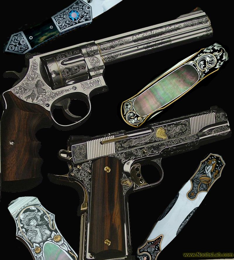 Weapon Guns HD - Set 6 - NoobsLab