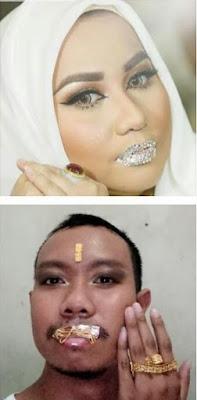 10 Meme 'Bibir Swarovski' ala Anniesa Hasibuan Ini Bikin Nggak Berhenti Ketawa