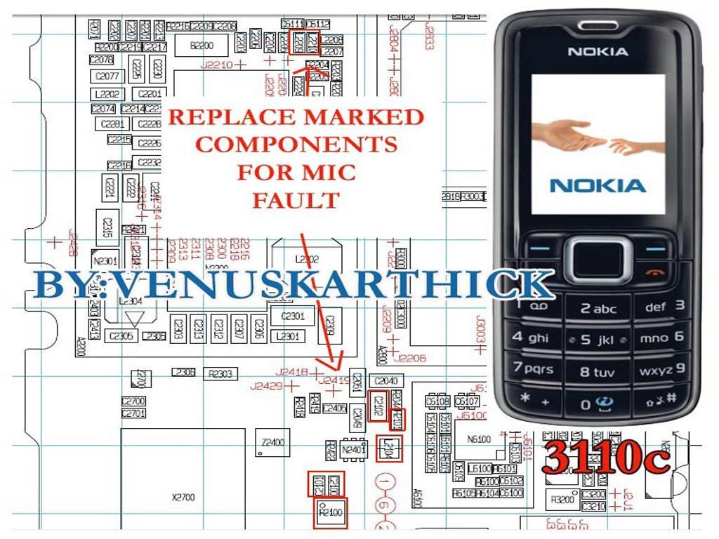 nokia 31110c themes