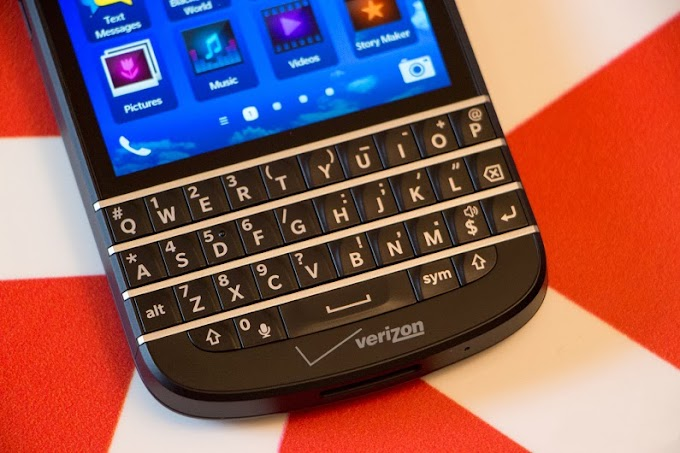 Verizon begins rolling out BlackBerry OS 10.2.1