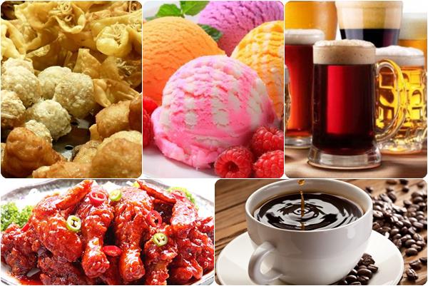 Makanan Yang Harus Dihindari Penderita Sinusitis